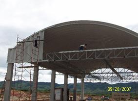 Fabricación de sistemas de muros en CDMX