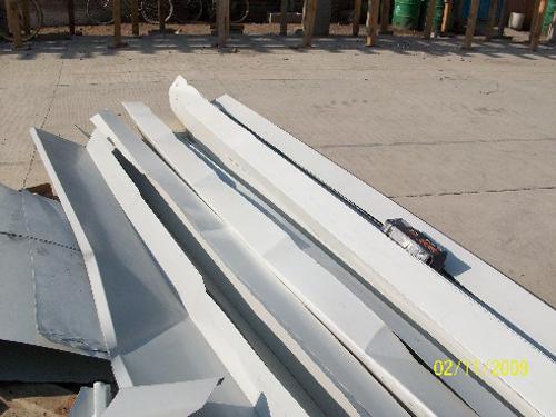 fabricamos laminas para naves industriales