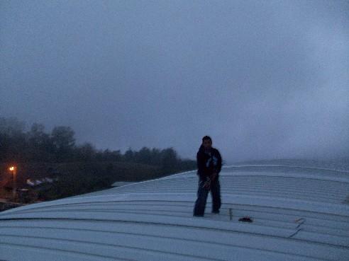 Trabajamos bajo climas extremos