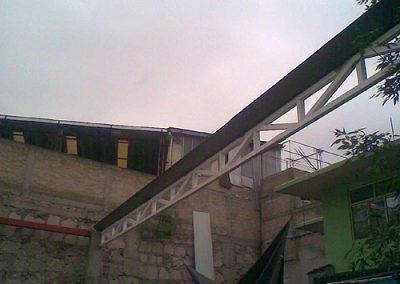 instalacion de arquitecho en Chamapa