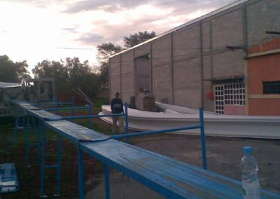 Instalacion de techo autosoportante en Chamapa
