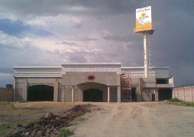 construccion de bodegas en Chinconcuac