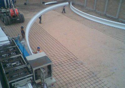 Construccion de naves industriales en Cuautla, Morelos México
