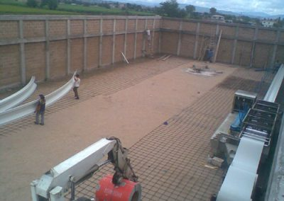 construccion de bodegas en Cuautla, Morelos México