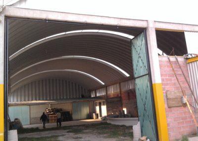 construccion de bodegas en Chalco