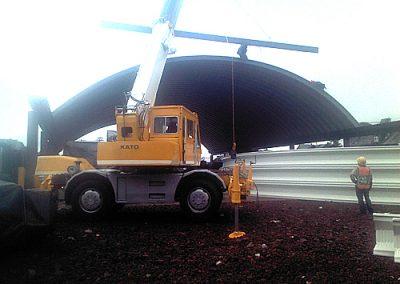 techado autosoportante en ICA Ecatepec