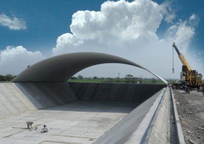construcción de arquitecto en Ingenio La Gloria México