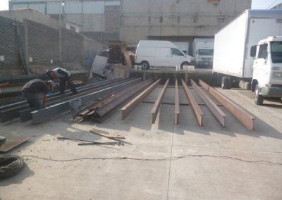 fabricación de canalones en Lago Guadalupe