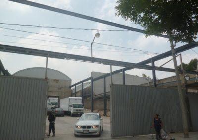 construcción de techado autosoportante en Lago Guadalupe