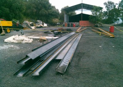 construcción de arquitecho en PINFRA en Ixtapaluca