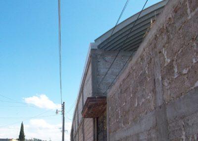 instalacion de arquitecho en Gema Tulancingo México