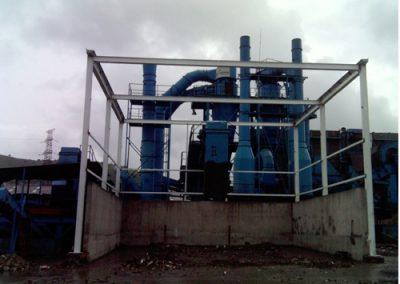 construcción de arquitecto en Indeinox
