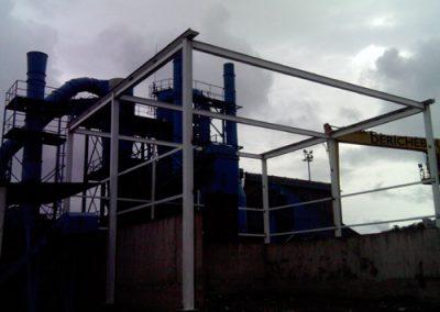 instalacion de arquitecho en Indeinox