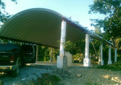 construcción de arquitech en Tempoal Veracruz
